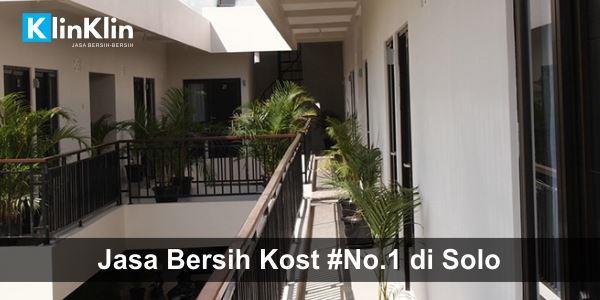 Jasa Bersih Kost #No.1 di Solo