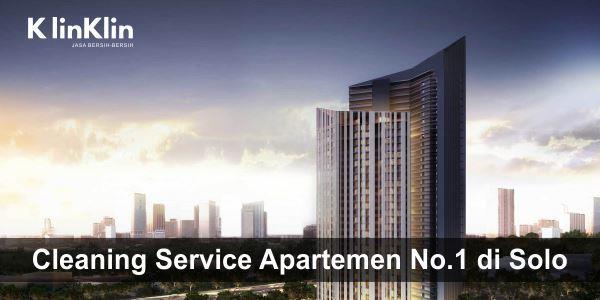 Cleaning Service Apartemen No.1 di Solo