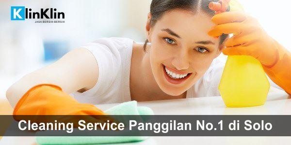 Cleaning Service Panggilan No.1 di Solo