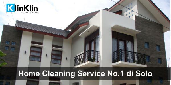 Home Cleaning Service Solo No.1