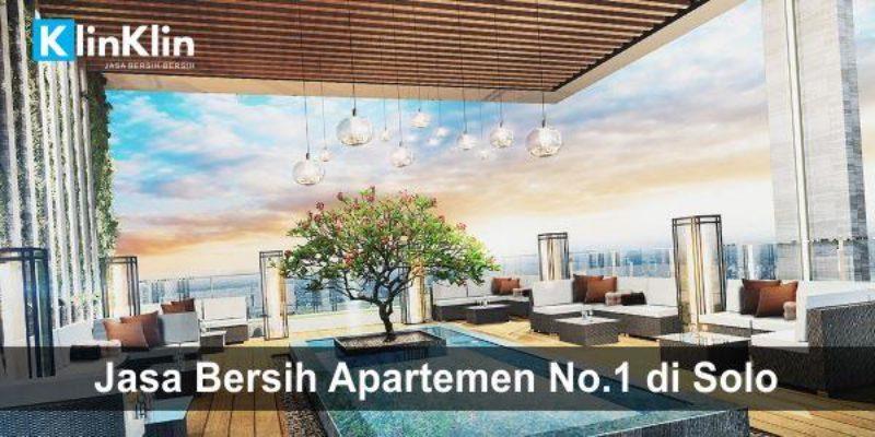 Jasa Bersih Apartemen No.1 di Solo