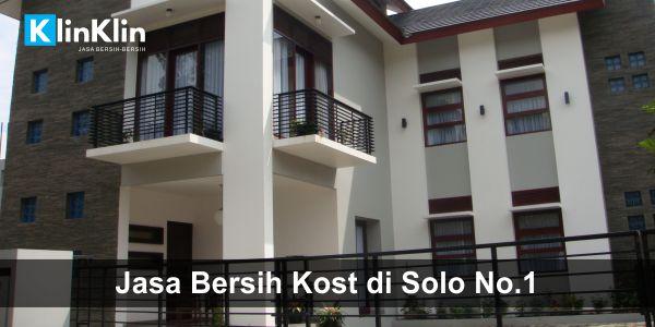 Jasa Bersih Kost di Solo No.1