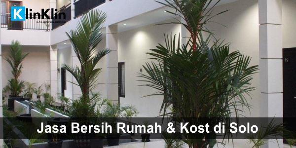 Jasa Bersih Kost & Rumah di Solo (Surakarta)
