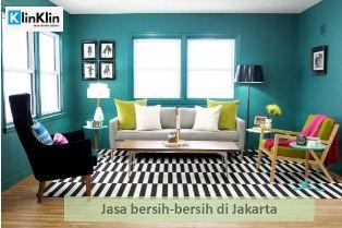 Jasa bersih-bersih rumah di Jakarta
