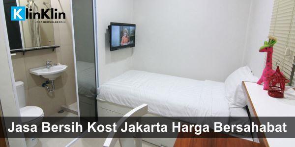 Jasa Bersih Kost Jakarta Harga Bersahabat