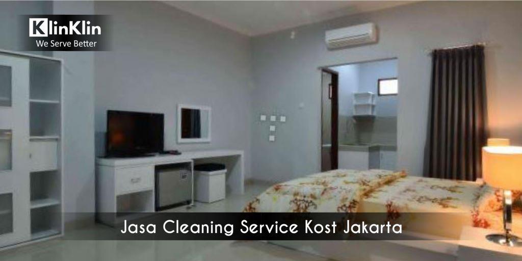 Jasa Cleaning Service Kost Jakarta untuk Menata Ruangan Anda