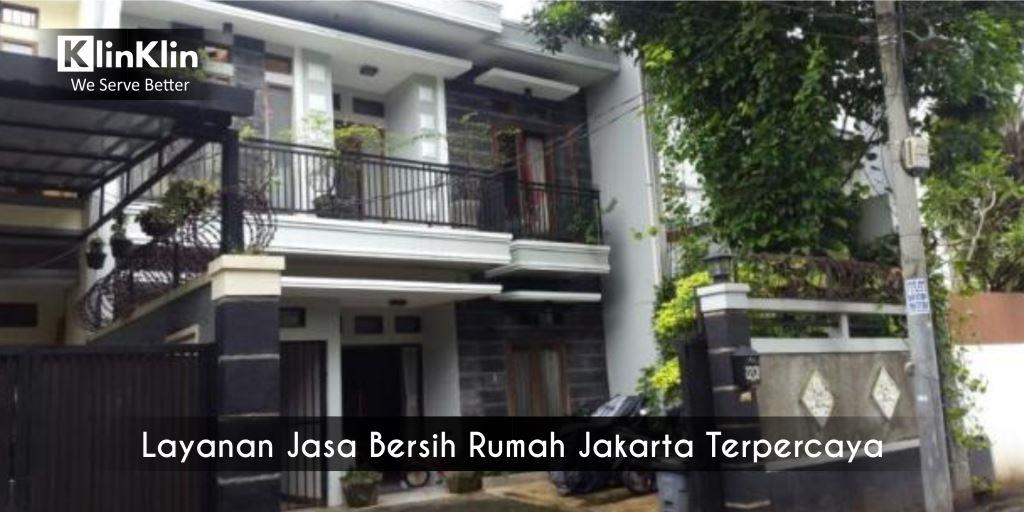 Layanan Jasa Bersih Rumah Jakarta Terpercaya